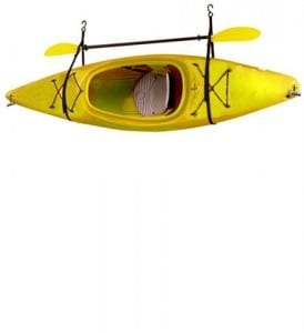 Hang 1 - Kayak Strap Storage System