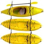 Hang 3 - Kayak Strap Storage System