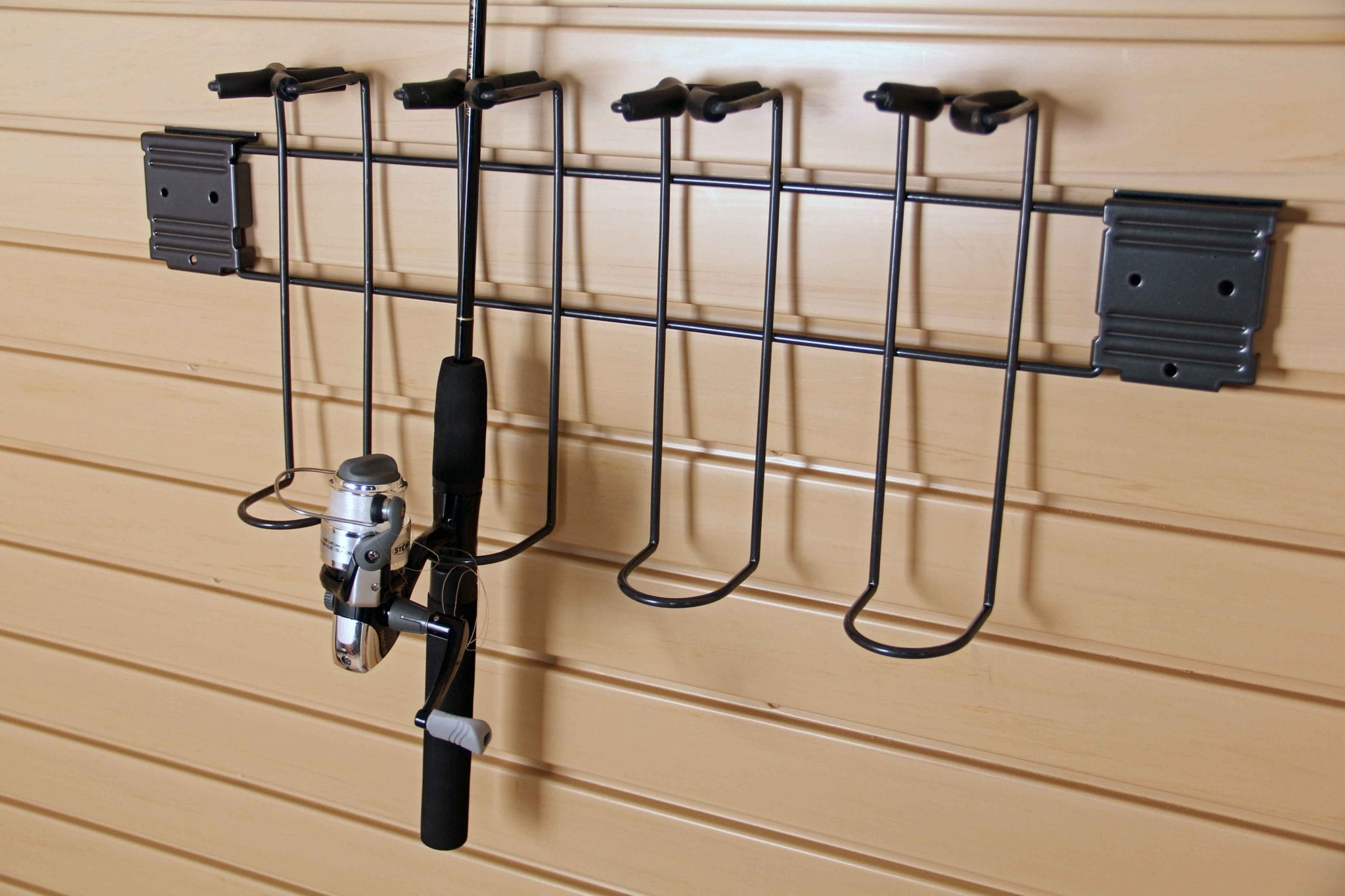 Fishing rod holder organize today llc for Fishing rod rack